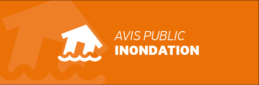AVIS AUX RIVERAINS – COMMUNIQUÉ PRÉVENTIF INONDATION